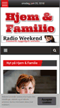 Mobile Preview of hjemogfamilie.dk